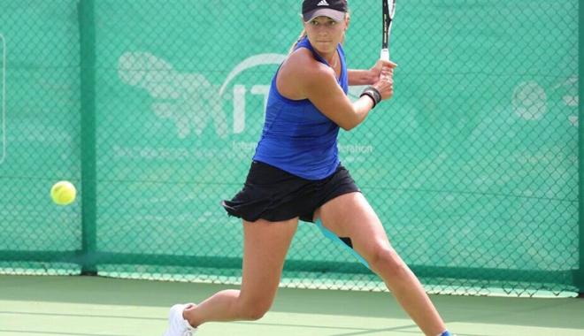 Foto: Raluca Şerban  s-a oprit în semifinale, la Sofia