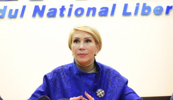 Foto: Liberala  Raluca Turcan vede posibilă o eventuală suspendare  a președintelui