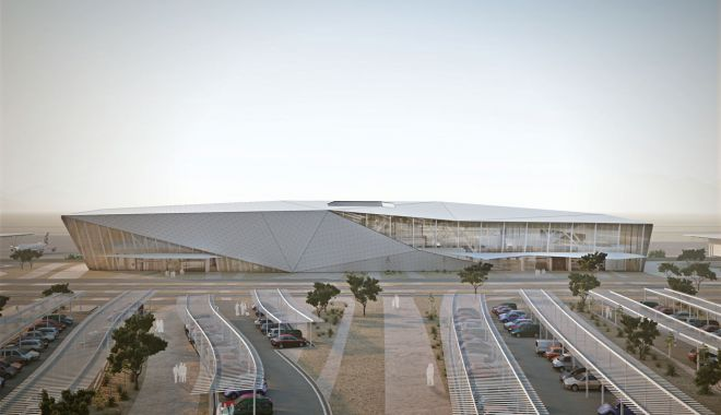 Foto: Se inaugurează un nou aeroport internaţional