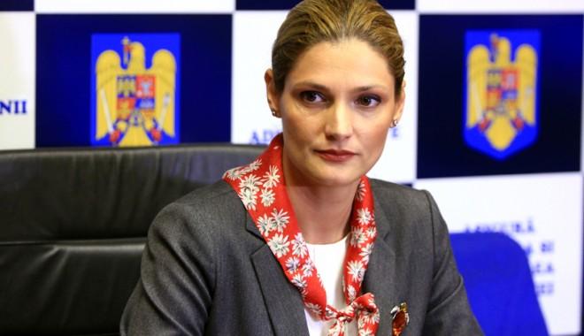 Foto: Ce i-a cerut comunitatea portuară şefei Transporturilor româneşti
