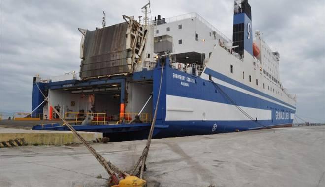 """Rampa de acces a navei """"Euroferry Egnazia"""" s-a prăbuşit - rampadeacces-1444754201.jpg"""
