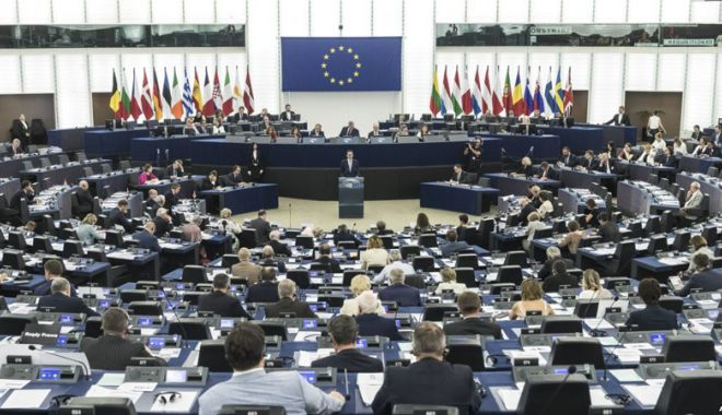 Foto: Raport important privind relaţiile între Belgrad  şi Pristina, adoptat  în Parlamentul European