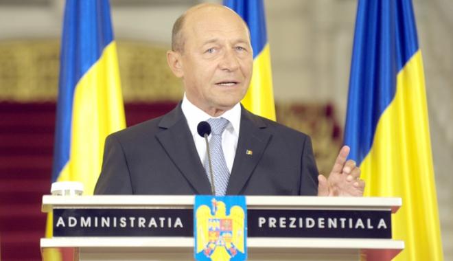 Foto: Comisia de anchetă a prezidenţialelor din 2009: Fraudarea alegerilor a fost în favoarea lui Traian Băsescu
