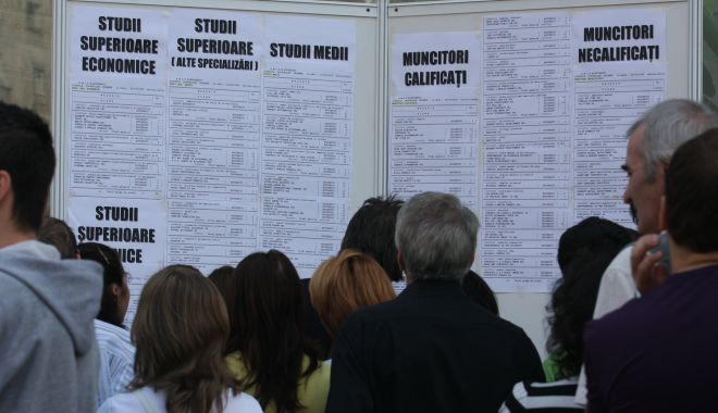 Foto: Rata șomajului a ajuns la 3,03 %