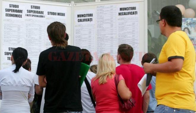 Foto: Rata şomajului a coborât la 5%