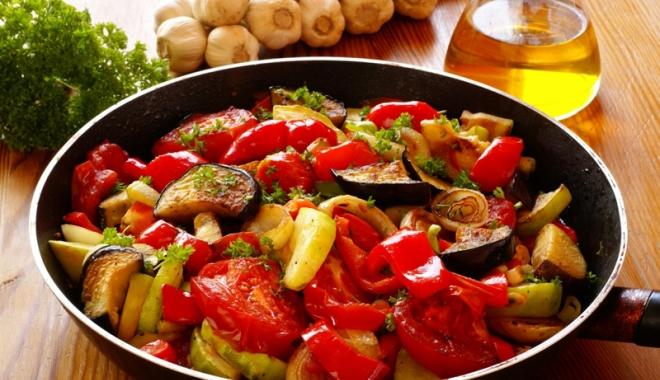 Foto: Ratatouille cu legume de vară