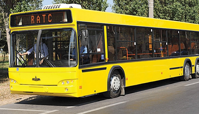Foto: RATC anunţă reluarea traseului 5B
