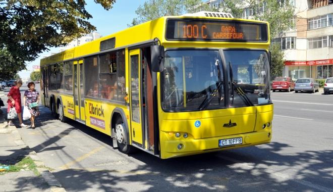 Foto: Constănţeni, atenţie! Ce modificări se fac pe rutele RATC de la 1 septembrie
