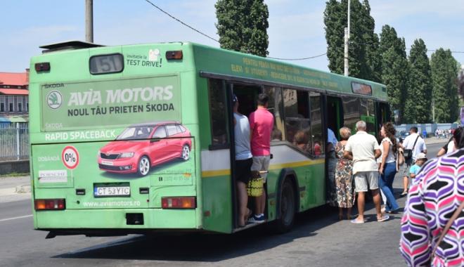 Foto: RATC schimbă numărul de sms pentru plata biletelor de călătorie
