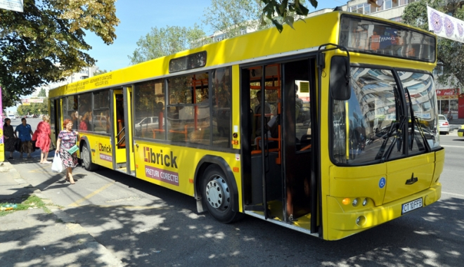 Foto: ATENŢIE CONSTĂNŢENI! Autobuzele de pe liniile 102N şi 102P îşi schimbă traseul
