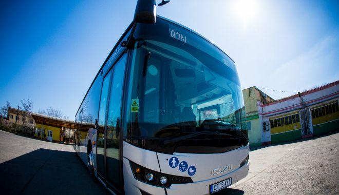 Foto: RATC. Sondaj de opinie în rândul călătorilor privind traseele autobuzelor