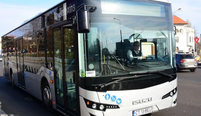 Anunț important de la RATC. Traseele mai multor autobuze, DEVIATE! - ratc-1571220732.jpg