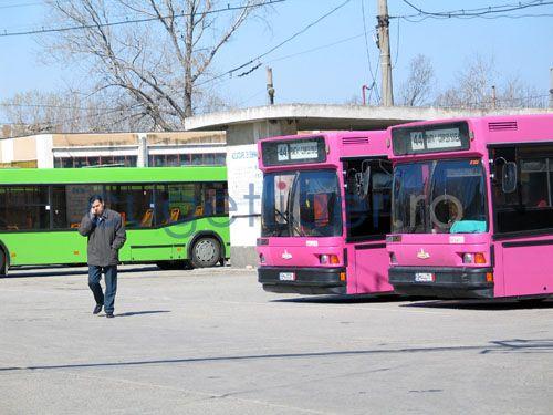 Foto: RATC. Autobuzele 43 și 40, deviate pe Bd-ul Tomis