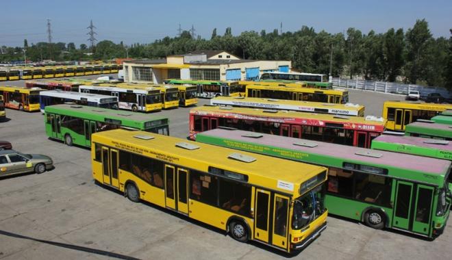 Foto: Atenţie, constănţeni! Se schimbă numărul de sms pentru plata biletelor de călătorie
