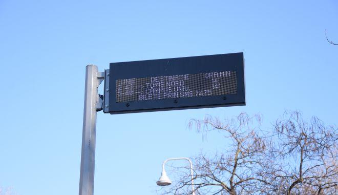 Foto: RATC modernizează sistemele de informare pentru călătorii din Constanța