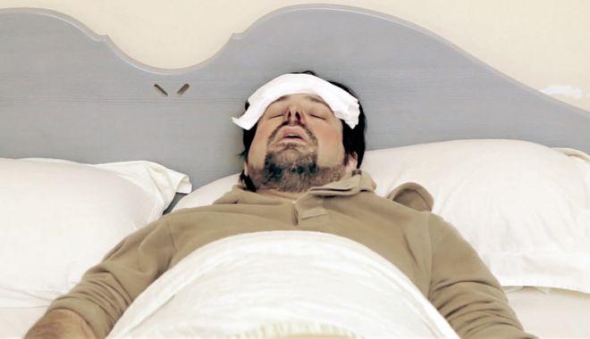 Foto: Gripa a provocat primul deces, la Constanţa. Alte două persoane, în stare critică