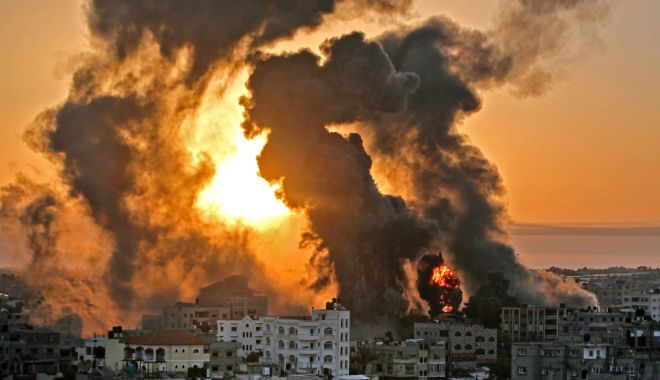 Trei rachete au fost trase din Siria în direcţia Israelului - razboi-1621071854.jpg