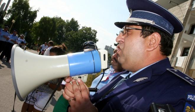 Foto: Război în Poliţia Constanţa