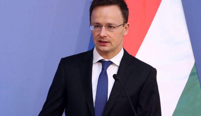 """Foto: """"Războiul Ucrainei cu Rusia nu poate fi o scuză pentru încălcarea drepturilor maghiarilor"""""""