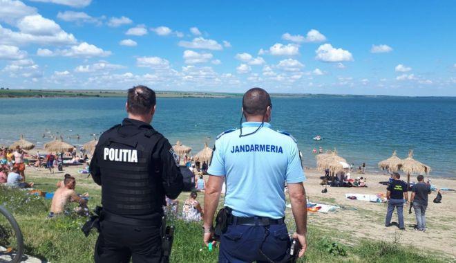 Foto: Oamenii legii, razie în cluburile și terasele de pe litoral