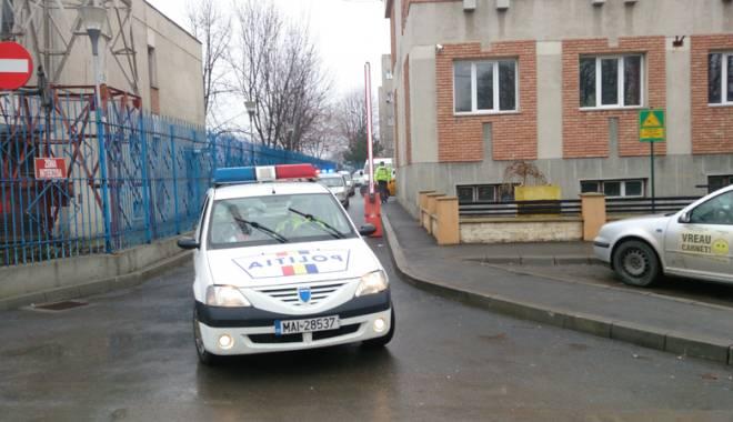 Foto: Razie de amploare a poliţiştilor. Vizaţi: şoferii băuţi sau drogaţi