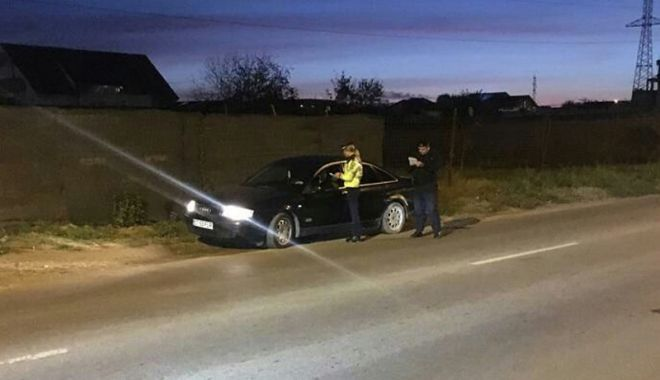 Foto: Razie de proporţii, la Constanţa.  Doi bărbaţi, arestaţi