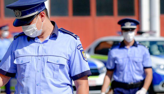 Foto: Razii ale Poliției în Cumpăna și Medgidia: sancţiuni pe bandă rulantă!