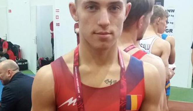 Foto: Răzvan Arnăut a ieşit din lupta pentru medalii