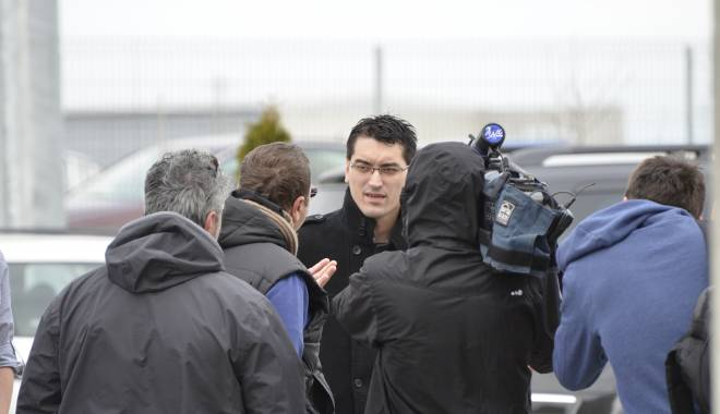 Foto: Răzvan Burleanu, pieton în următoarele trei luni