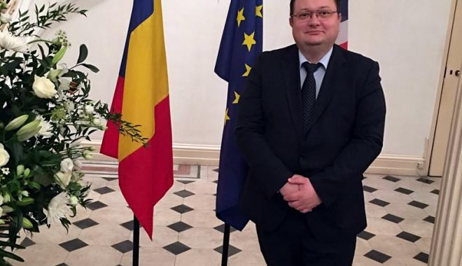 "Foto: Răzvan-Gabriel Trandafir, la ""cârma"" Autorităţii Navale Române"