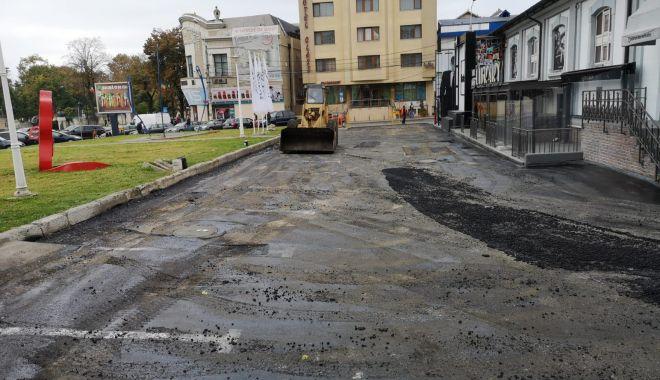 Foto: ATENȚIE UNDE PARCAȚI! Mai multe zone din orașul Constanța, reabilitate
