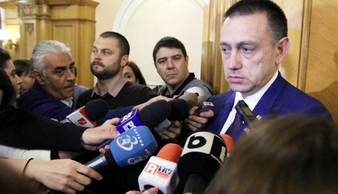 Foto: Ce reacție a avut Rusia la gafa ministrului Apărării, Mihai Fifor