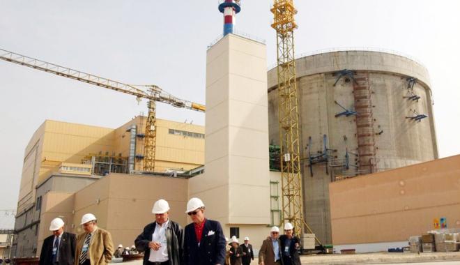 Foto: Reactoarele 3 şi 4 de la Cernavodă - printre priorităţi