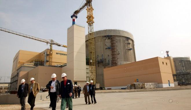 Foto: Unitatea 2 CNE Cernavodă, reconectată la Sistemul  Energetic Naţional