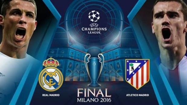 Foto: Real Madrid a câştigat finala Ligii Campionilor