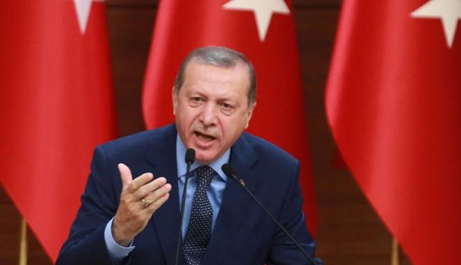 """Foto: Recep Erdogan: """"Orientul Mijlociu devine  un cerc de foc"""""""
