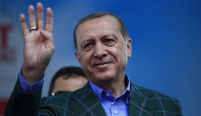 Foto: Preşedintele turc respinge orice altă opţiune în afară de o aderare la Uniunea Europeană