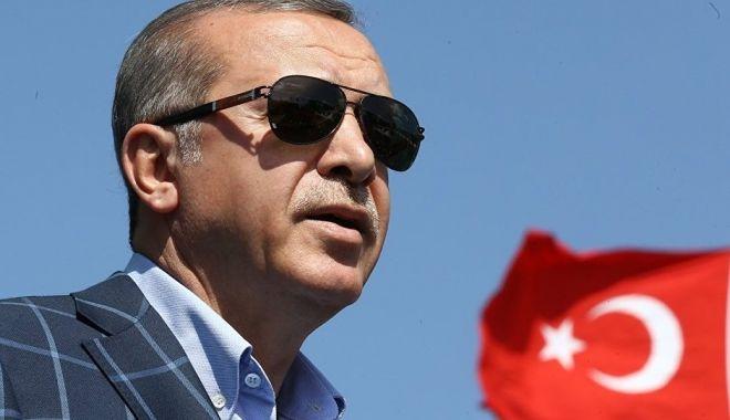 Foto: Recep Tayyip Erdogan, invitat la un summit UE în martie