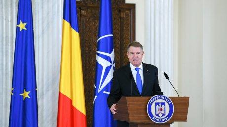 Foto: Mesajul președintelui Klaus Iohannis de Paște