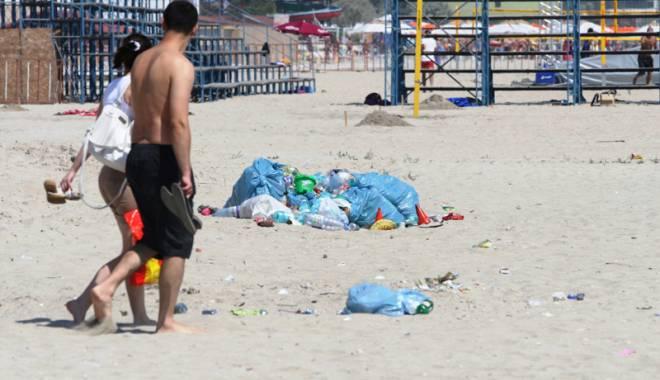 Foto: Reciclarea deşeurilor  pentru un litoral mai curat