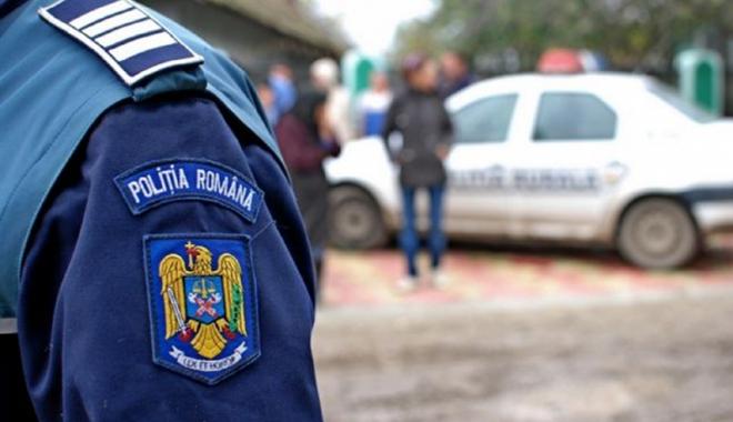 Foto: Recidivist reţinut după ce a încercat să violeze o minoră, la Constanţa