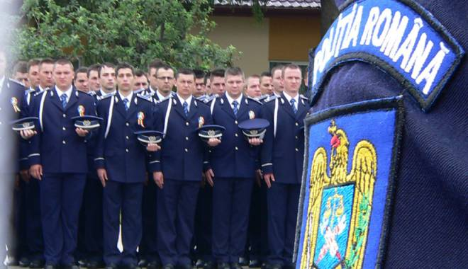 Foto: Recrutări la şcolile de poliţie