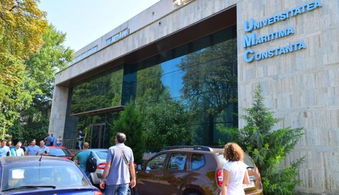 Foto: Recunoaştere internaţională a Universităţii Maritime