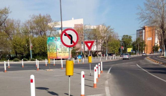Foto: Redirijarea traficului rutier în perioada sezonului estival