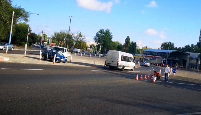 Foto: CONSTĂNŢENI, ATENŢIE! Schimbări în traficul din Mamaia. Cum se va circula, de azi