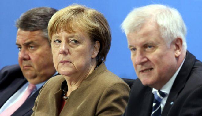 Foto: Reforma dreptului de azil provoacă tensiuni în coaliţia germană