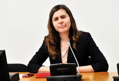 Foto: Reformele  ministrului Ioana Petrescu
