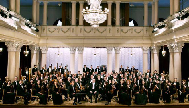 Foto: Concert de Crăciun. Regal Vienez, la Casa de Cultură din Constanţa
