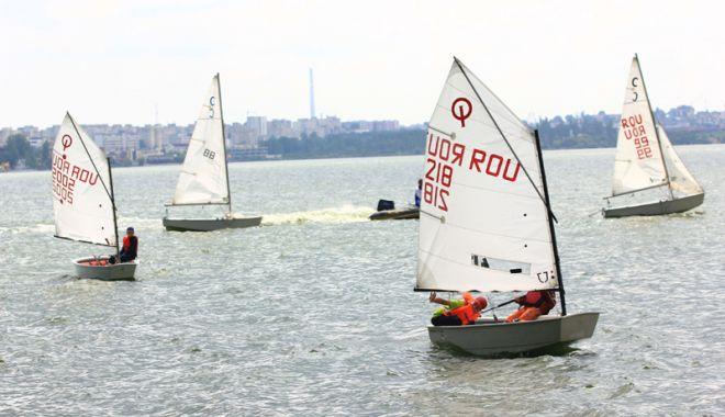 Foto: Regata Internaţională Cupa Dobrogei la yachting, gata de start