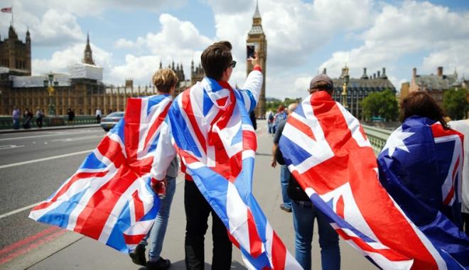 Foto: Regatul Unit doreşte un acord de securitate post-Brexit cu Uniunea Europeană